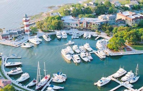 Hilton Head Country Clubs Go Green