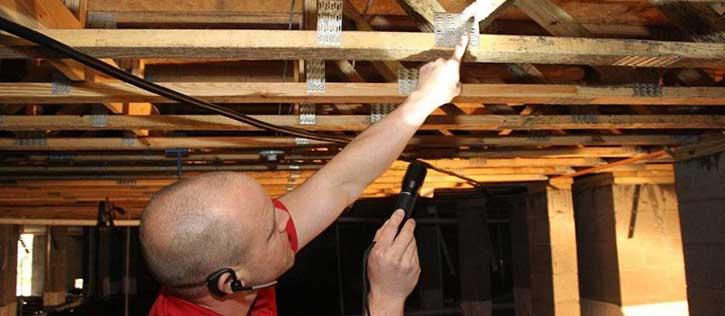 Spray Foam Insulation Crawlspace Sealing