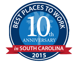 Best Place to Work SC 2015