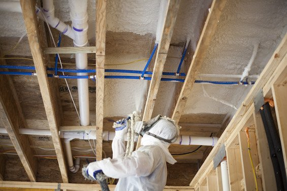 Energy One America Spray Foam Crawlspace Insulation