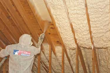 Spray Foam Insulation Energy One America