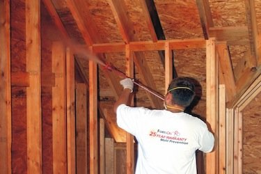 Energy One America Forticel Residential Mold Prevention