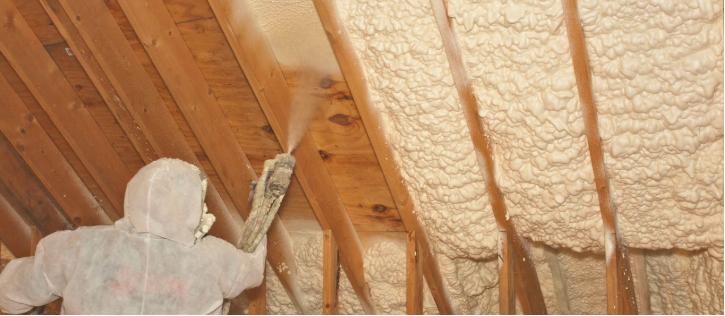 Why Spray Foam Insulation Energy One America