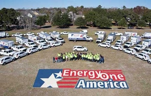 Energy One America Team Charleston