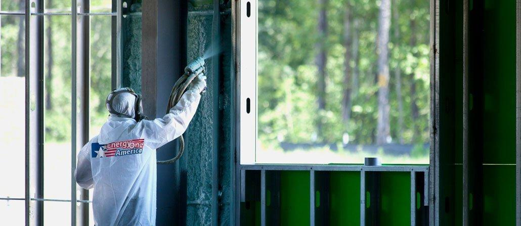 Spray Foam Insulation Charleston and Hilton Head | Energy
