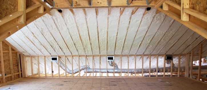 Home Insulation Upgrade in Attic Energy One America